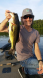 Nice Bass Caught While Pre-fishing for a Tourney