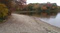 Looking Left of Tucker Pond Launch